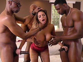 Brooklyn Chase gets..