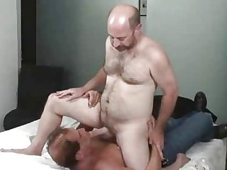 Yummy Gay Grandpa Sex
