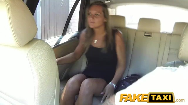 FakeTaxi Cute customer with..